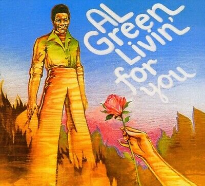 Al Green - Livin' For You [CD New]
