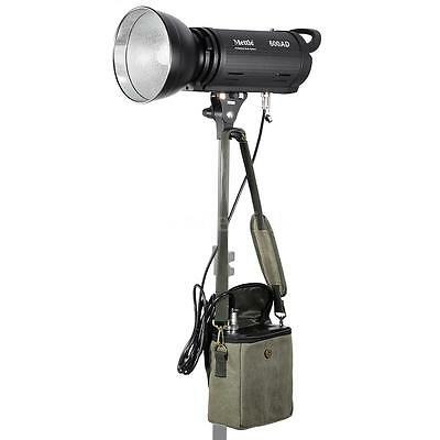600W GN78 Professional Photography Studio Strobe Flash Dual Power AC/DC C4Y0