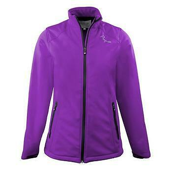 ProQuip Isla Soft Shell Wind 360 Jacket Purple