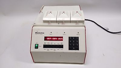 BioMetra TRIO-Thermoblock Thermal Cycler PCR Detection System