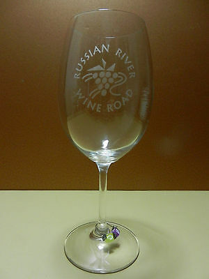 Russian River Wine Road Stemmed Wine Glass