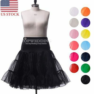 "27"" Retro Underskirt/50s Swing Vintage Petticoat/Rockabilly Tutu/Fancy Net Skirt"