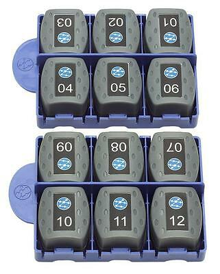 Ideal Networks Rj45 Remotes Set Of 12 For Use Ideal Vdv Ii Series Network Tester