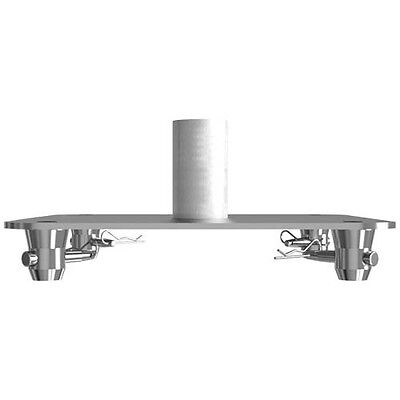 Global Truss SQ-4137 SAP Base Plate for F34 Square Truss with Speaker Mount