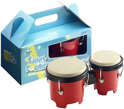 Stagg - BOP05 - Mini Bongo Drums For Kids
