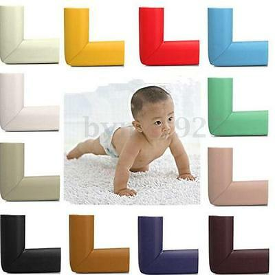1/4/5/8/10x Child Safety Table Edge Protector Bumper Corner Protection Cushion