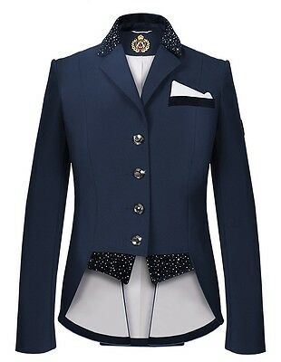 Fair Play Turnierjacket Dressage Show Jacket Bea, Dunkelblau *NEUHEIT*
