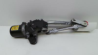 2009 Toyota Aygo Front Wiper Motor And Linkage Assembly 53565002