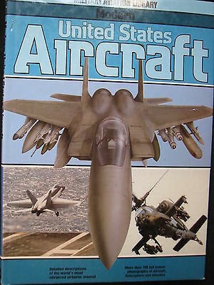 Leisure Books Modern United States Aircraft Bill Gunston (English)