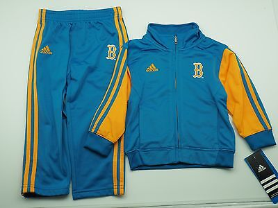 UCLA Bruins Genuine NCAA Youth Light Jacket and Pants 2 Toddler Piece Set