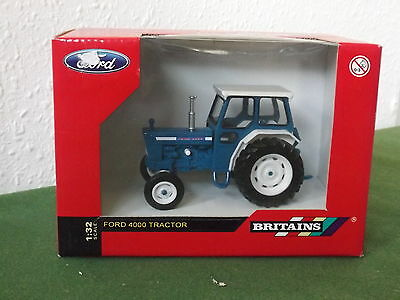 Britains  1;32 Scale Ford 4000 Tractor Conversion   Boxed