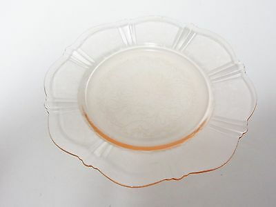 Pink American Sweetheart Bread & Butter Plate /28 Available / MacBeth Evans