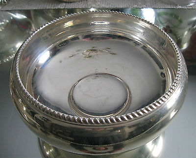 Quality  Antique Birks Regency Plate  Silver Plate Bowl