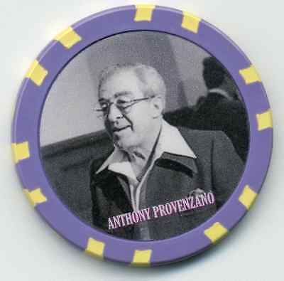 Anthony Provenzano Gangster  Collector Chip