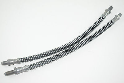 Front Right and Left Brake Hose (Pair) For Jaguar XJ (Xj40,81) Saloon Models