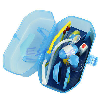 Doctor Kits Medical Box Play Set Kids Role Toy For Girl Boys Children Gift