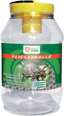 Green Tower Flytrap, Insect Trap, Fly Protection