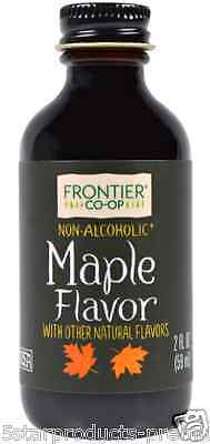 New Frontier Natural Products Organic Maple Syrup Powder Sweeteners Food Salads