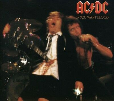 AC/DC - If You Want Blood You've Got It [New CD] AC/DC - If You Want Blood You'v