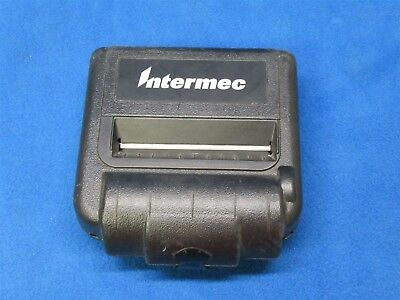 Intermec Model PB40 Portable POS Point Of Sale Thermal Printer Tested Working