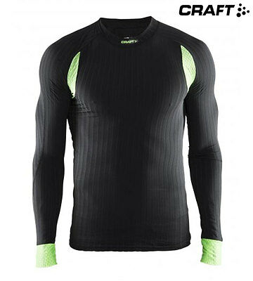 Craft Maglia Intima Invernale Be Active Extreme 2.0 Black-Shout