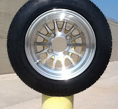 Golf Cart Wheel And Tire Combo Fits Club Car E-Z-GO Carts