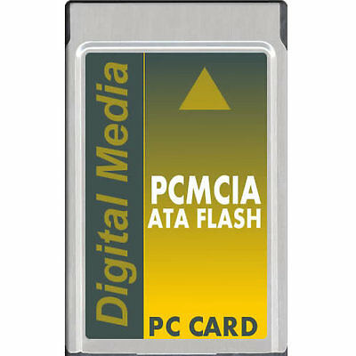 Standard 64MB ATA Flash PC Card PCMCIA BWK