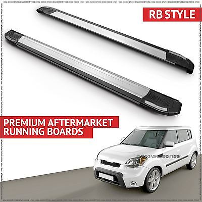 Running Boards Side Steps for Kia (RB) Soul SWB 2008-2014