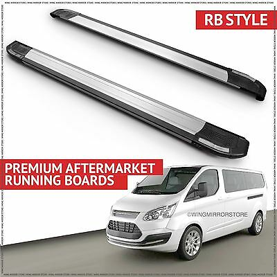 Running Boards Side Steps for Ford (RB) Tourneo/Custom LWB 2013-2015