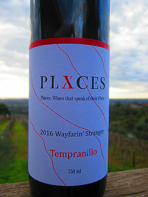 2016 Places Winery Tempranillo x 6
