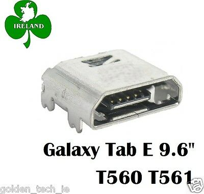 "Samsung Galaxy Tab E 9.6"" T560 T561 Charging Port Dock Connector Unit Micro USB"