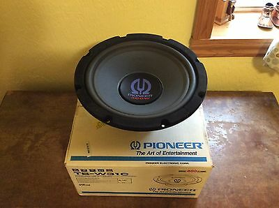 Pioneer Sealed Enclosure Type Subwoofer TS-W31C