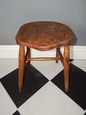 Antique Oak? Stool