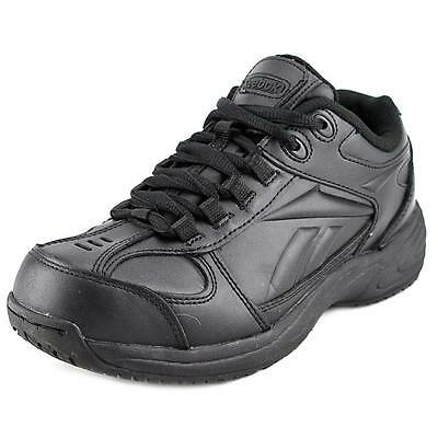 Reebok Jorie Women US 6 W Black Work Shoe 2209