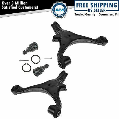 Front Lower Control Arm & Ball Joint Kit Set of 4 for 01-05 Civic Coupe Sedan