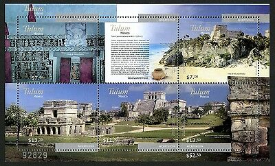 Mexico Scott #2802 MNH Tulum Archaeological Site $$$