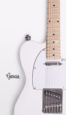 Garcia Guitars - Snow White #25 - Assembled in Canada