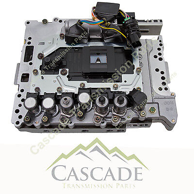 RE5RO5A Valve Body Fresh Used Fits Nissan Infinity 2004 - 2005 (B)