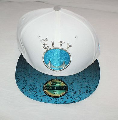 New with Tags Warriors Ball Cap New Era Size 7 1/4