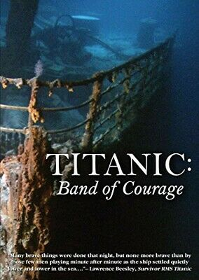 Titanic: Band Of Courage (2014, REGION 1 DVD New)