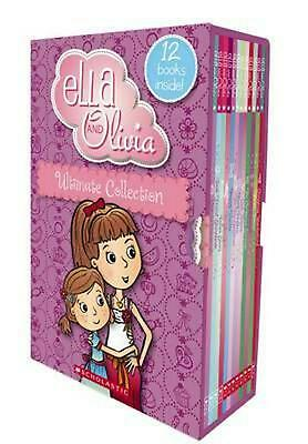 Ella and Olivia - Ultimate Collection by Yvette Poshoglian Hardcover Book