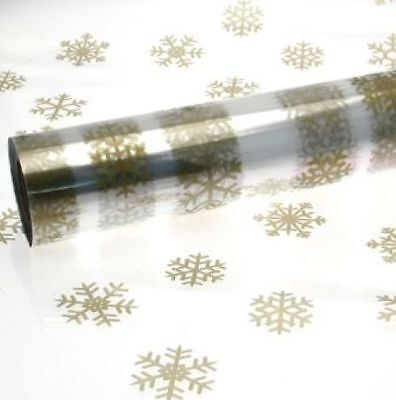 Christmas Cellophane - hampers, gifts, wrapping
