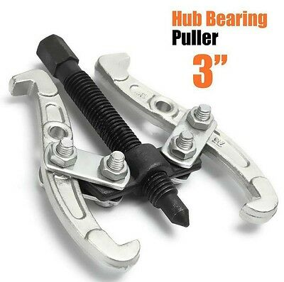 "3"" 2 Jaw Puller Gear / Hub Bearing Reversible Fly Wheel Pulley Remover Tool"