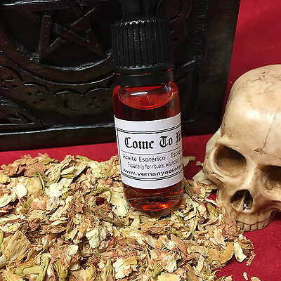 COME TO ME Oil Esoteric Aceite Esoterico Ritual Magic Witchcraft 10ml