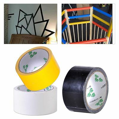 10M x 5cm Waterproof Sticky Roll Tape Cloth Duct Self Adhesive Fastening Seal