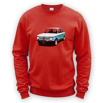 New Class Sweater -x8 Colours- Gift German Classic Series Vintage Car
