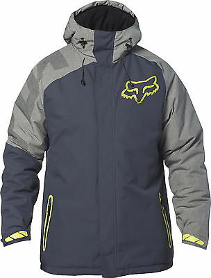 Fox Racing Mens Pewter Race Jacket 2016 Casuals