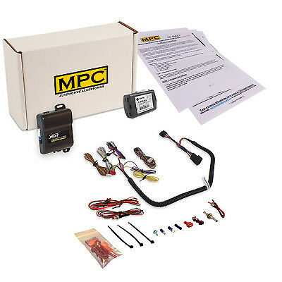 Quick Install Add-on Remote Start for 2005-2007 Dodge,Chrysler, & Jeep Vehicles