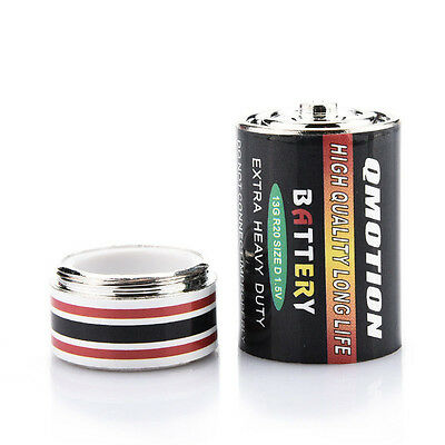 Battery Diversion Safe Jewelry Secret Hidden Container Cash Storage Stash Tool