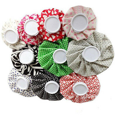 1x Reusable Ice Bag Cold Pack Wrap For Cold Therapy Ice Cap Pain Relief Tackles